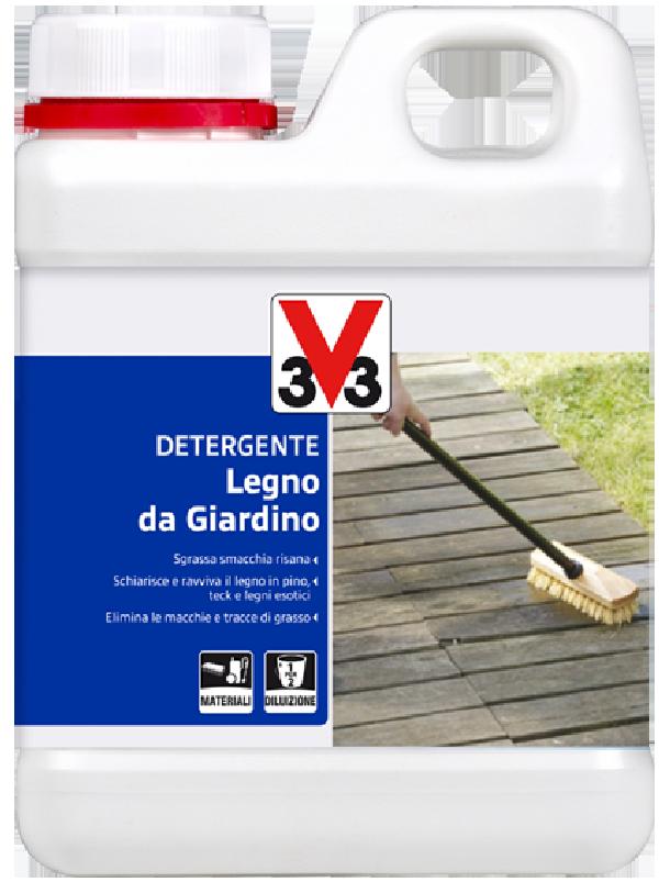 Detergente Legno da Giardino