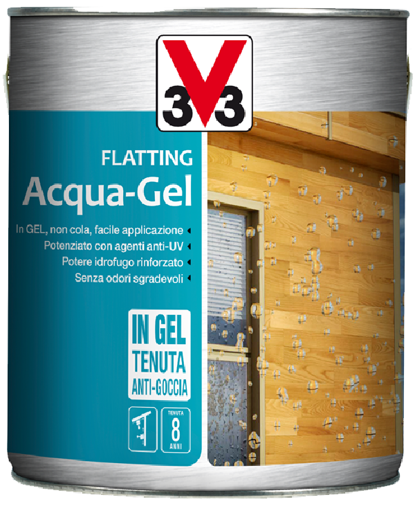 Flatting Acqua-Gel