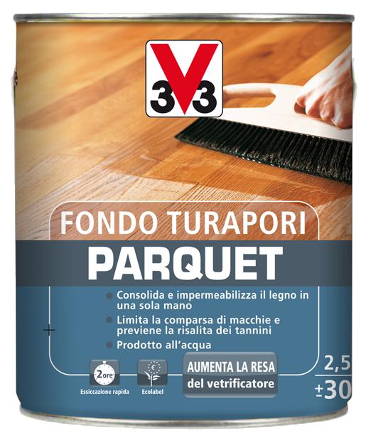 Fondo Turapori Parquet