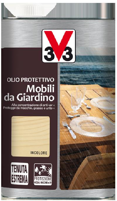 Olio protettivo per mobili in legno