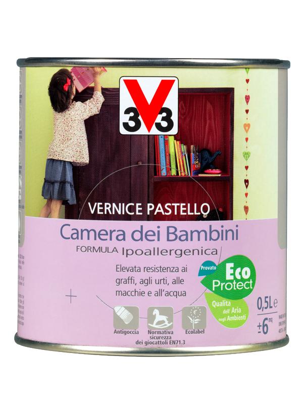 Vernice Camera dei Bambini