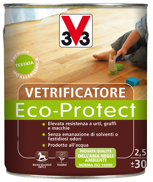 Vetrificatore Eco-Protect