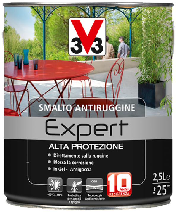 Smalto Antiruggine Expert