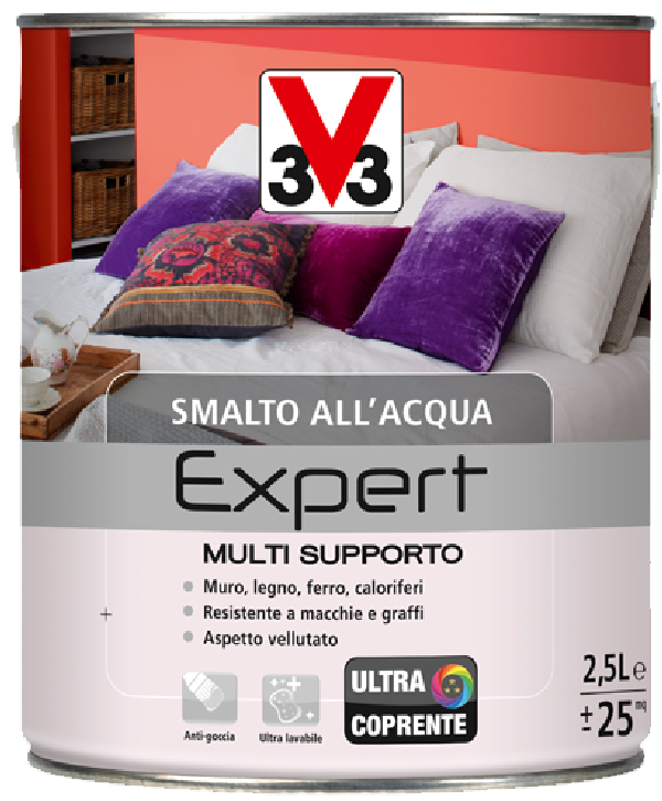Smalto Multi-Supporto Expert