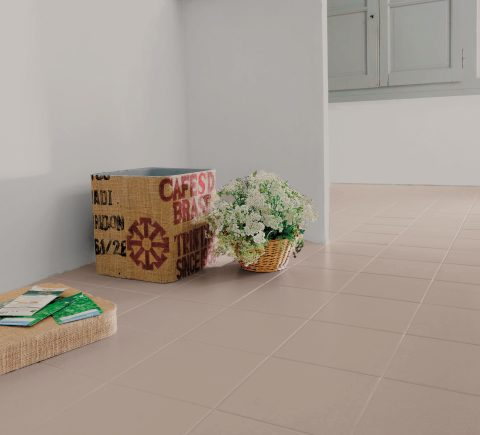 Rinnovare un pavimento interno con piastrelle