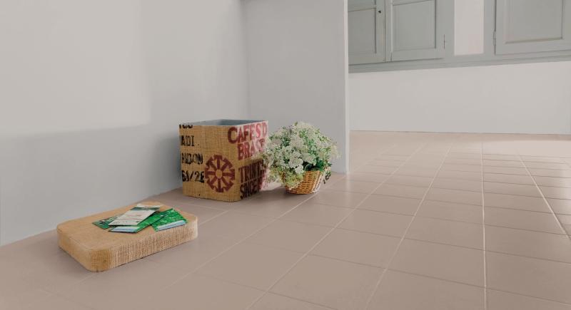 Rinnovare un pavimento interno con piastrelle v