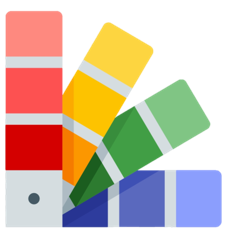 cartella colore