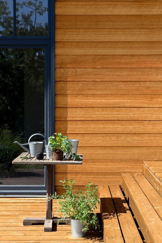 Esterni in legno