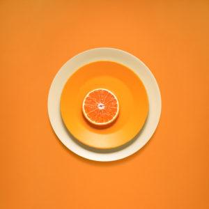 arancione energizzante