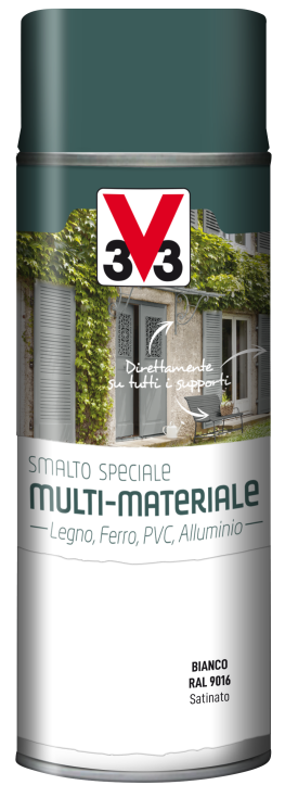 Multi-Materiale 4 in 1 spray