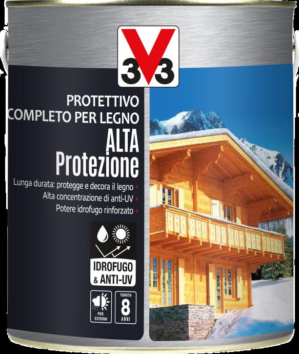 Protettivo completo alta protezione a solvente